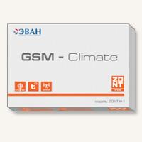 Модуль управления GSM-Climate ZONT H-1