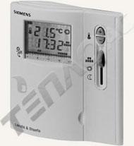 Недельный термостат Siemens RDE 10.1