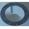 Прокладка фланца ЭПВН-7,5 (12 отв.)
