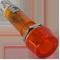 Лампа сигнальная XDN1-220В D10 желтая