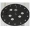 Крышка (3 шведск. ТЭНа) ЭПВН-9,45-120; ЭПО72-120 (3 мм; 14отв.)