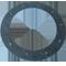 Прокладка фланца ЭПО-2,5-60; 132-240 (10 отв.)