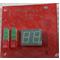 Плата индикации Warmos RX-display V3.1 в сборе