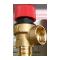 Клапан предохранительный G1/2 4 бар Warmos-QX Kramer SRP/M 1/2